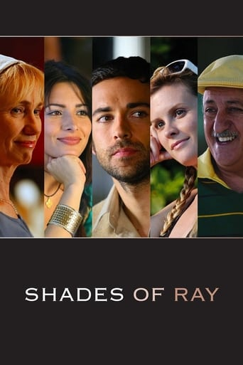 Poster of Shades of Ray