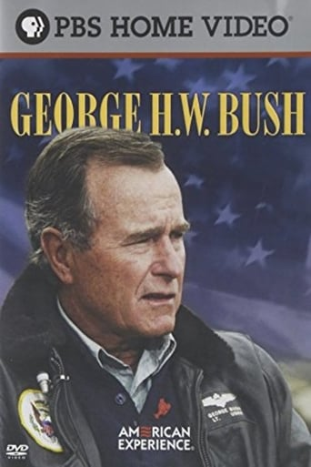 Poster of American Experience: George H. W. Bush