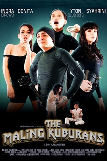 The Maling Kuburans Movie Poster