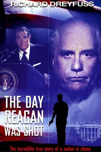 Poster of The Day Reagan Was Shot