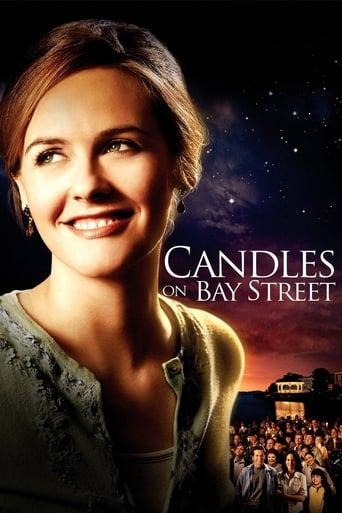 Poster of Candles on Bay Street