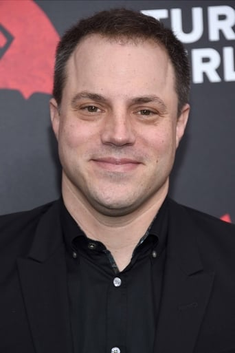 Geoff Johns - Executive Producer / Writer