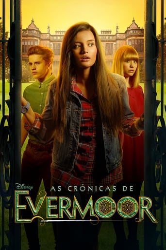 As Crônicas de Evermoor 1ª Temporada - Poster