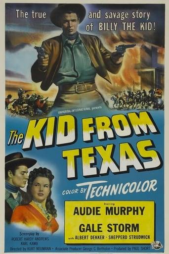 Poster of La leyenda de Billy el Niño