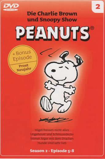 Die Peanuts - Die Charlie Brown und Snoopy Show (Volume 2) poster