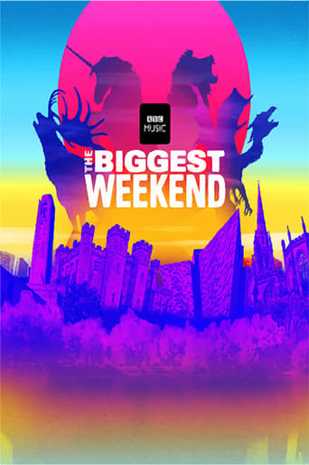 Poster of The Biggest Weekend