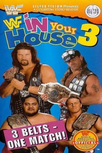 Watch WWE In Your House 3: Triple Header Online Free Putlockers
