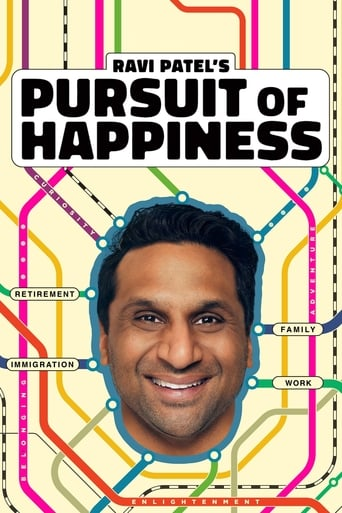 Poster of Ravi Patel's Pursuit of Happiness