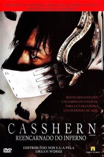 Casshern - Reencarnado do Inferno - Poster