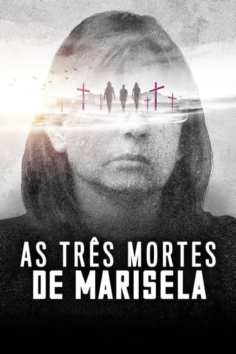 As Três Mortes de Marisela - Poster