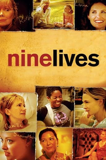 Poster of Nine Lives
