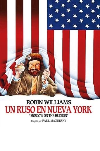 Poster of Un Ruso en Nueva York