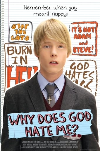 Poster of Why Does God Hate Me?