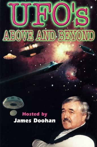 Poster of UFOs Above and Beyond