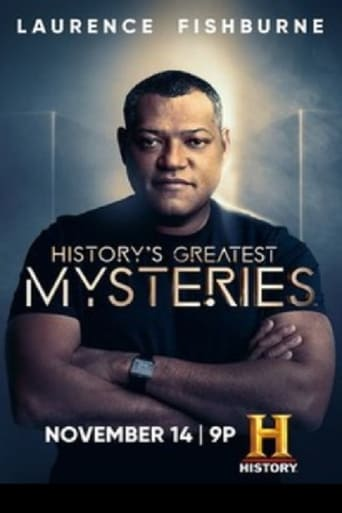 'History's Greatest Mysteries (2020)