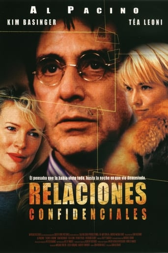 Poster of Relaciones confidenciales