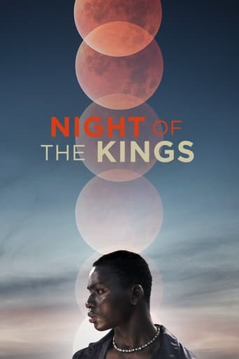 Night of the Kings Poster