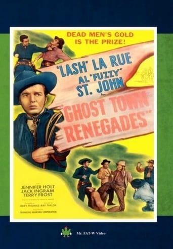 Poster of Ghost Town Renegades