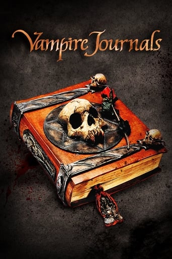 Poster of The Vampire Journals