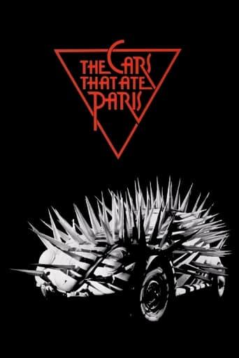Poster of Los coches que devoraron París