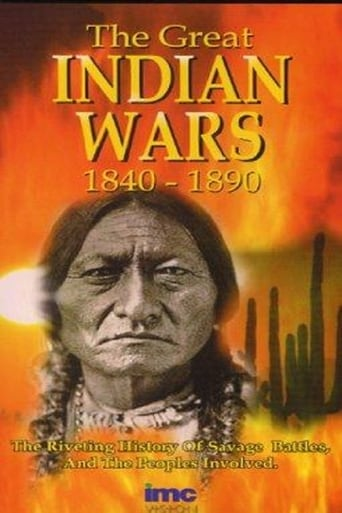 Poster of The Great Indian Wars 1840-1890