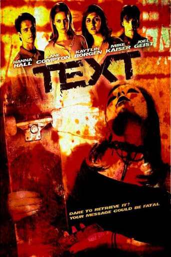 Poster of Text