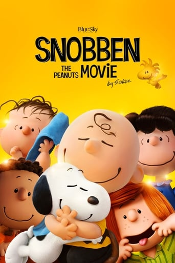 Poster of Snobben: The Peanuts Movie