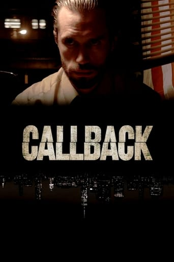 Poster of Callback