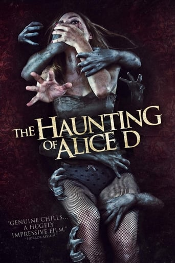 Poster of The Haunting of Alice D