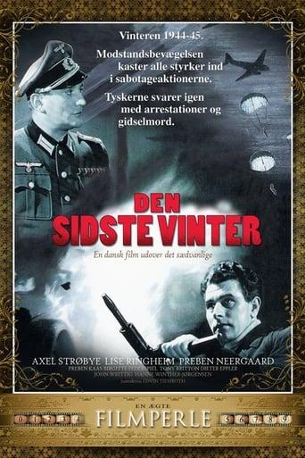 Den sidste vinter Movie Poster