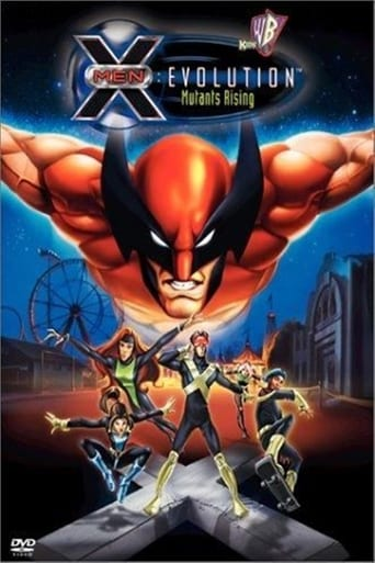 Poster of X-Men: Evolución