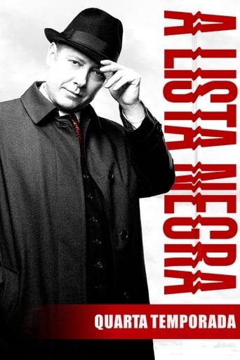 Lista Negra 4ª Temporada - Poster
