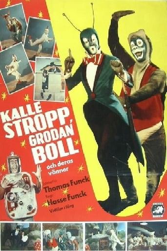 Kalle Stropp, Grodan Boll och deras vänner