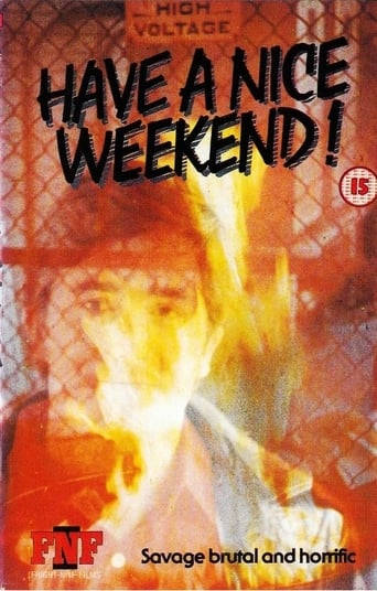 Poster of Have a Nice Weekend
