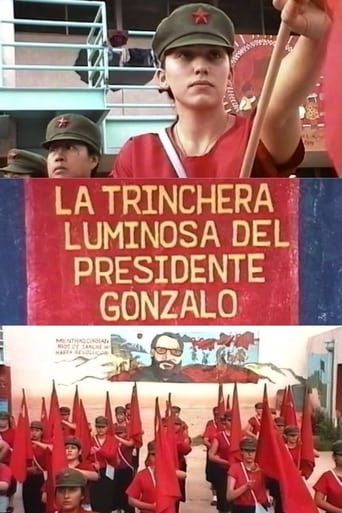Poster of The Shining Trench of Chairman Gonzalo