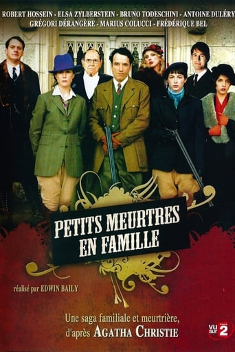 Poster of Petits meurtres en famille