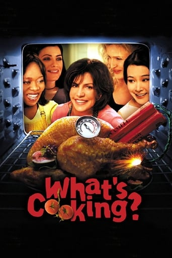 Poster of What's Cooking?