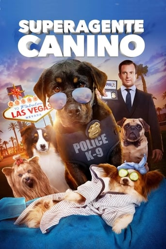 Poster of Superagente canino