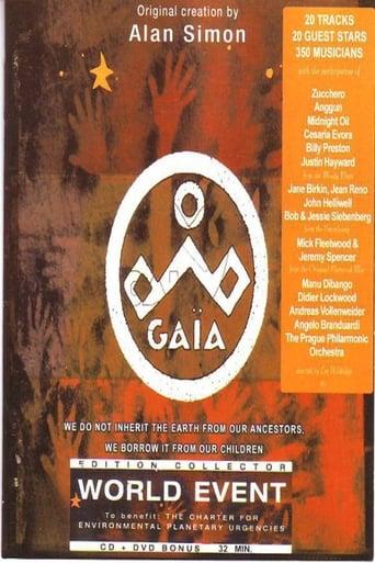 Poster of Alan Simon – Gaia