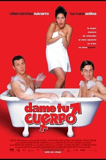 Poster of Dame Tu Cuerpo