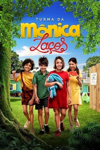 Poster of Turma da Mônica: Laços