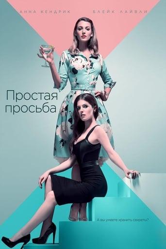 Poster of Простая просьба