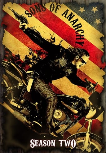 Anarchijos vaikai / Sons of Anarchy (2009) 2 Sezonas