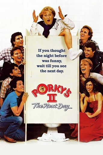 Porky's II: The Next Day Poster