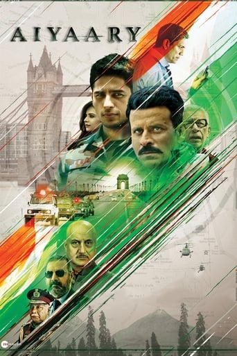 Poster of Aiyaary