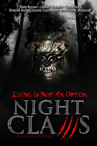 Poster of Night Claws