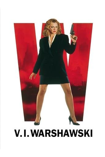 Poster of V.I. Warshawski