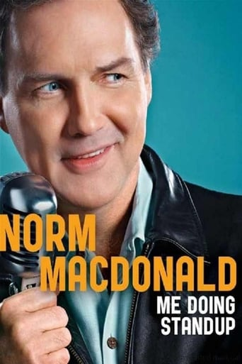Norm MacDonald: Me Doing Standup