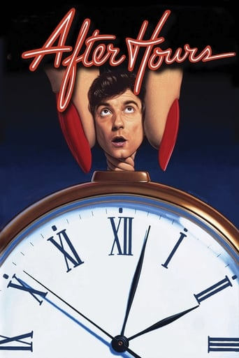After Hours Poster