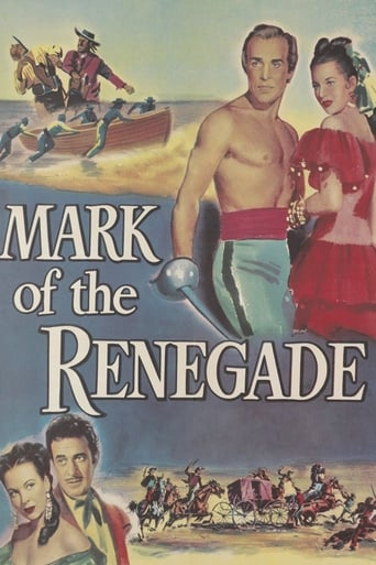 Poster of The Mark of the Renegade